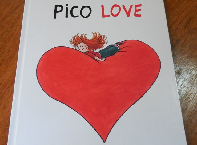 "(""Pico love"", par D. Roques et A. Dormal, Ed. Dargaud, 2010/2016 - Photo : Coumba Sylla)"