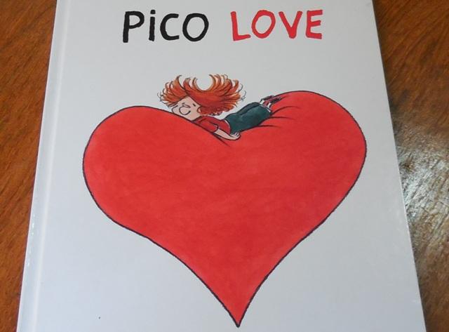 "(""Pico love"", par D. Roques et A. Dormal, Ed. Dargaud, 2010/2016 - Photo : Coumba Sylla)"